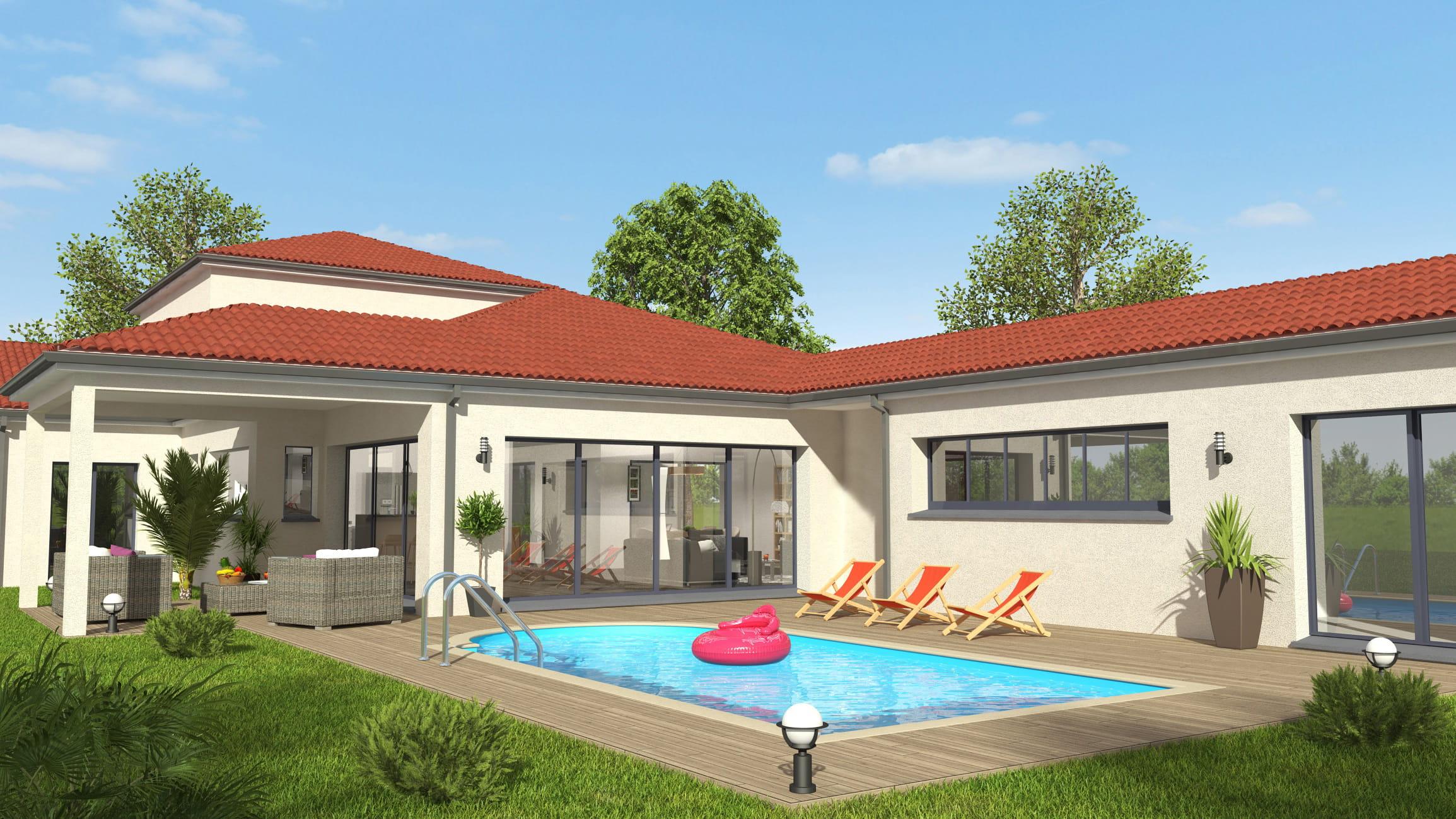 Maison à étage en Limousin