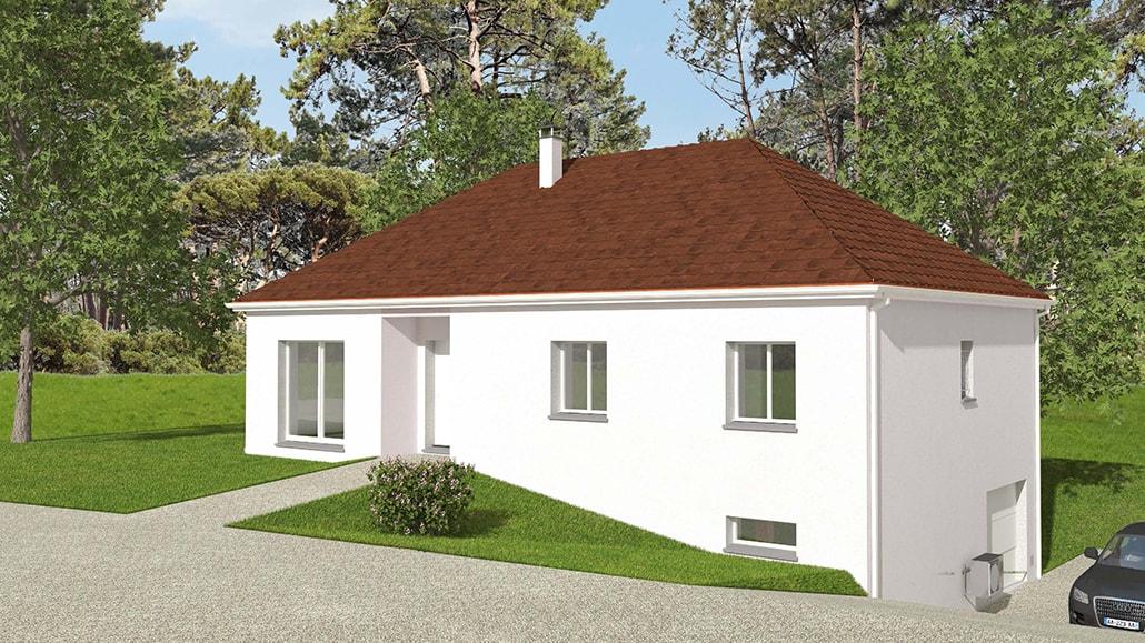 Construction de maison Creuse