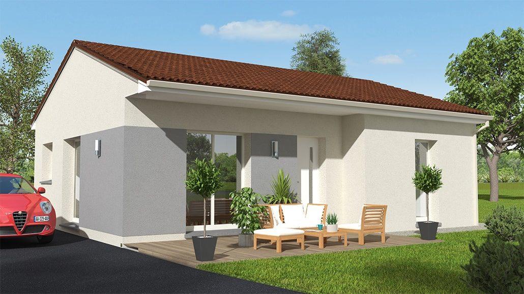 Maison à Rilhac Rancon