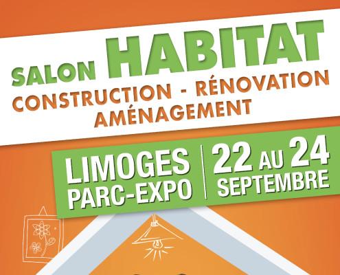 Salon de l'Habitat à Limoges 2017