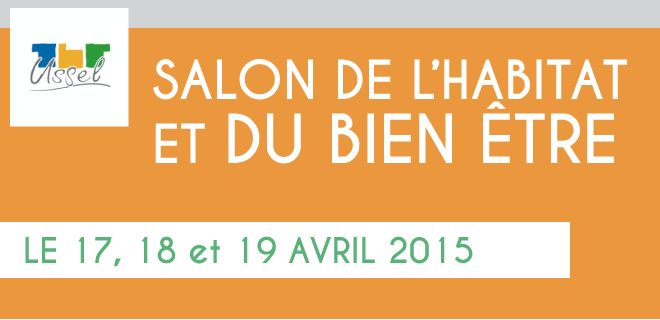 Batidur le salon de l 39 habitat 2015 ussel for Salon habitat brive